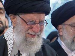 Iran Vs Amerika Masih Panas, Ayatollah Khamenei Muncul Pimpin Sholat Jumat