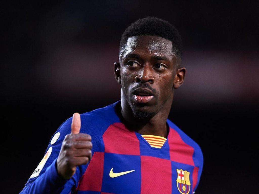 Ousmane Dembele Beri Kode ke Liverpool