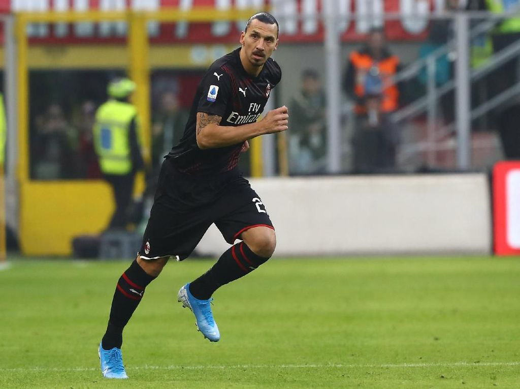 Tanpa Ibrahimovic, Permainan Milan Gagap Lagi