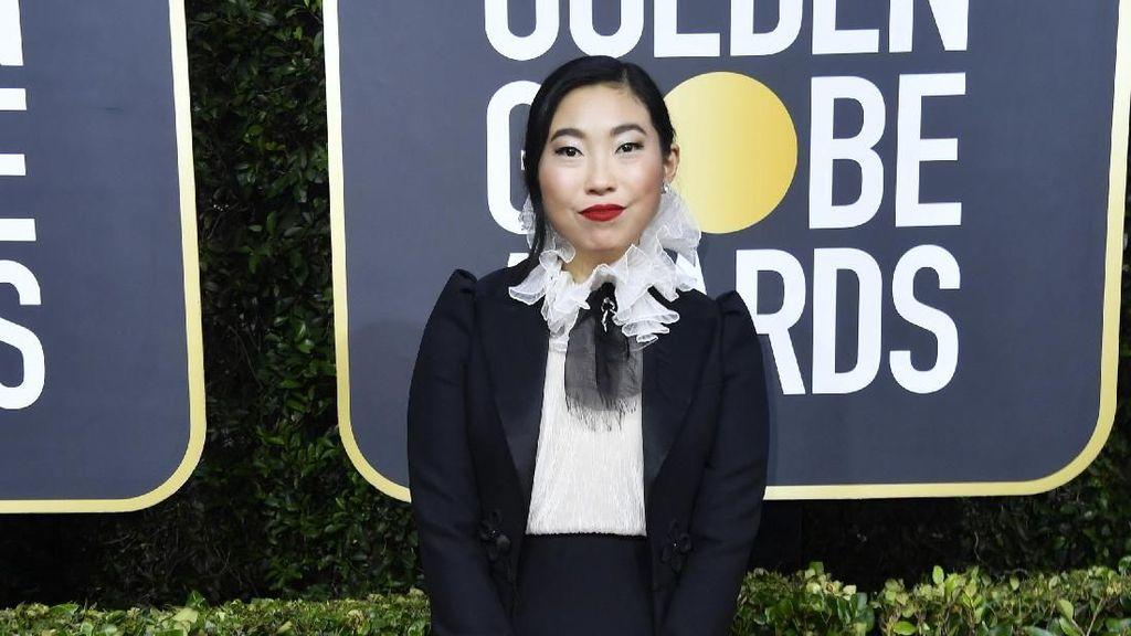 Fakta Awkwafina, Aktris Milenial Pemenang Golden Globes Pertama dari Asia