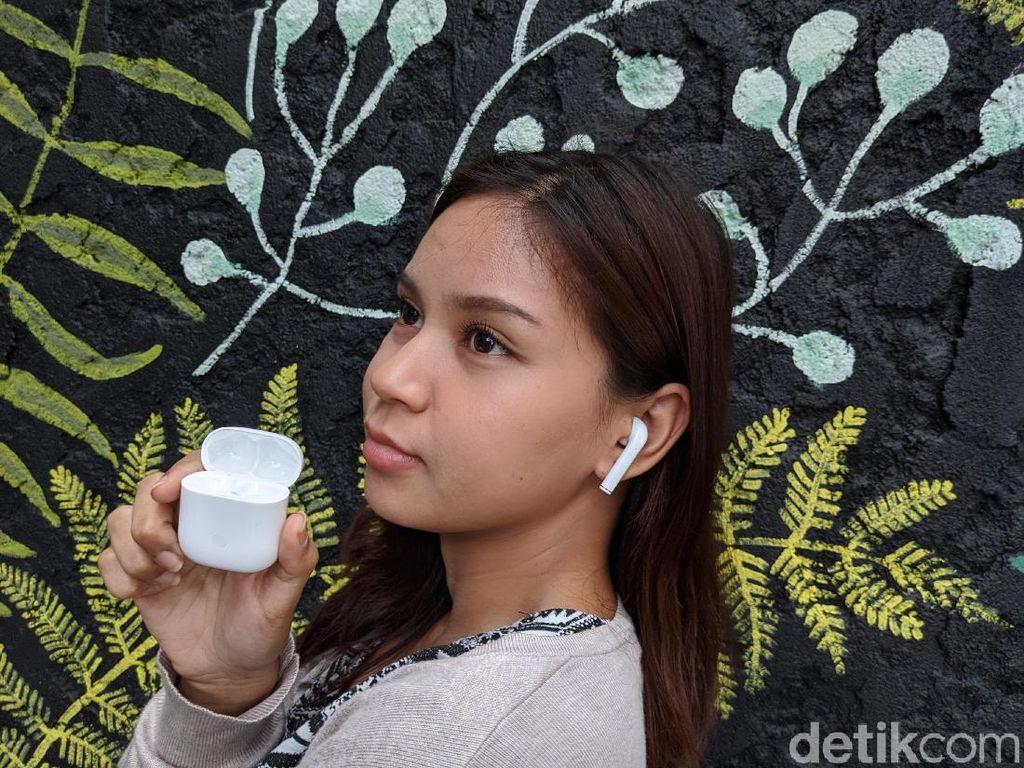 Siap-siap! Earphone TWS Realme Segera Tiba di Indonesia