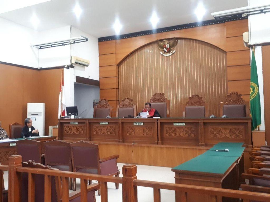 KPK Jelaskan Alasan Minta Sidang Praperadilan Eks Sekretaris MA Ditunda