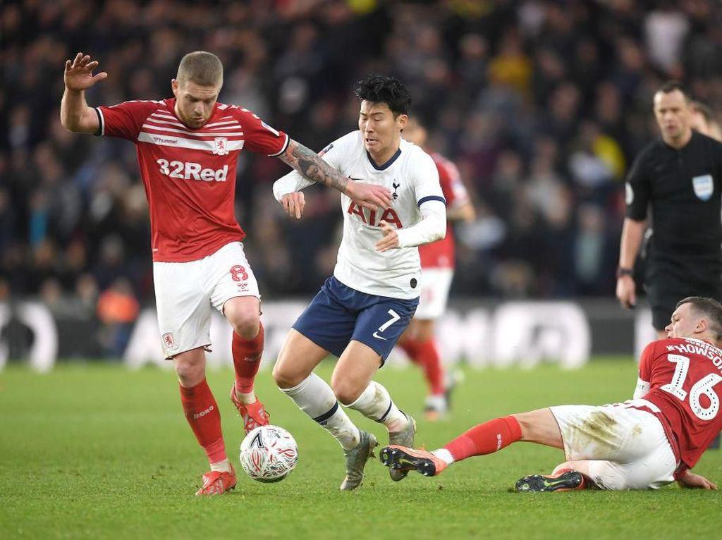 Mourinho Sempat Merasa Tottenham dalam Masalah Serius Saat Diredam Boro