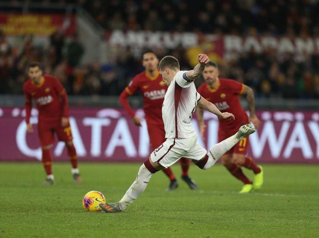 AS Roma Membuka Tahun dengan Kekalahan 0-2 dari Torino