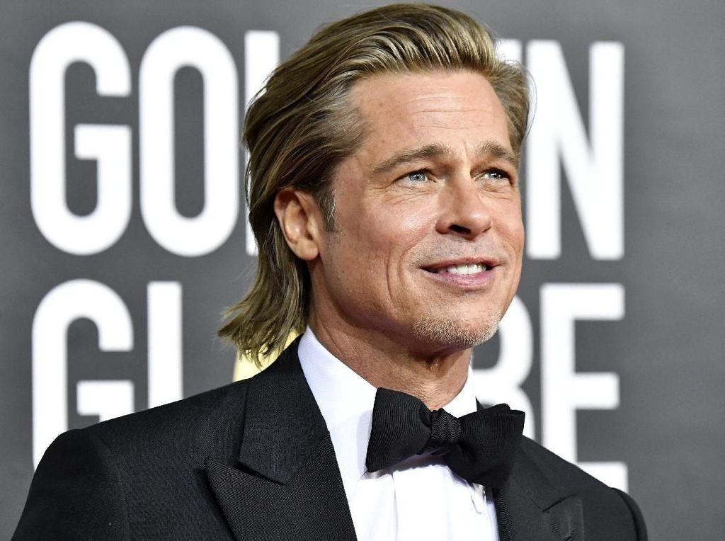 Takut Corona, Putri Brad Pitt Ingin Tinggal dengan Sang Ayah