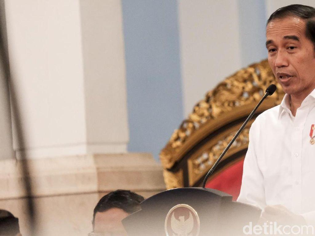 Jokowi Minta Masalah Mahalnya Harga Gas Industri Dibereskan 3 Bulan