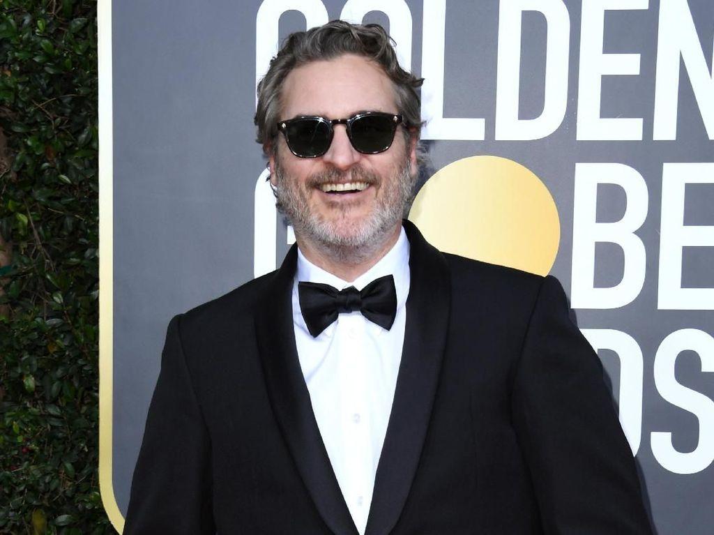 Golden Globe 2020, Nyinyir Pemeran Joker hingga Tank Top Jason Momoa
