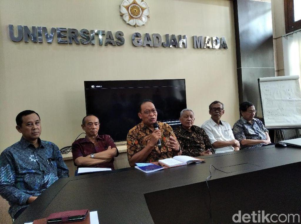 Ini Saran Pakar UGM untuk Atasi Banjir di Jakarta