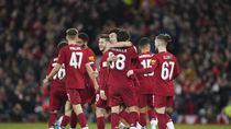 Merseyside is Red! Fakta-fakta Usai Liverpool Singkirkan Everton