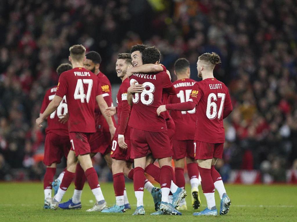 Klopp: Anak-anak Muda Liverpool... Luar Biasa!