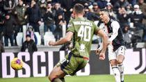 Video Cristiano Ronaldo Hat-trick Saat Juventus Gilas Cagliari