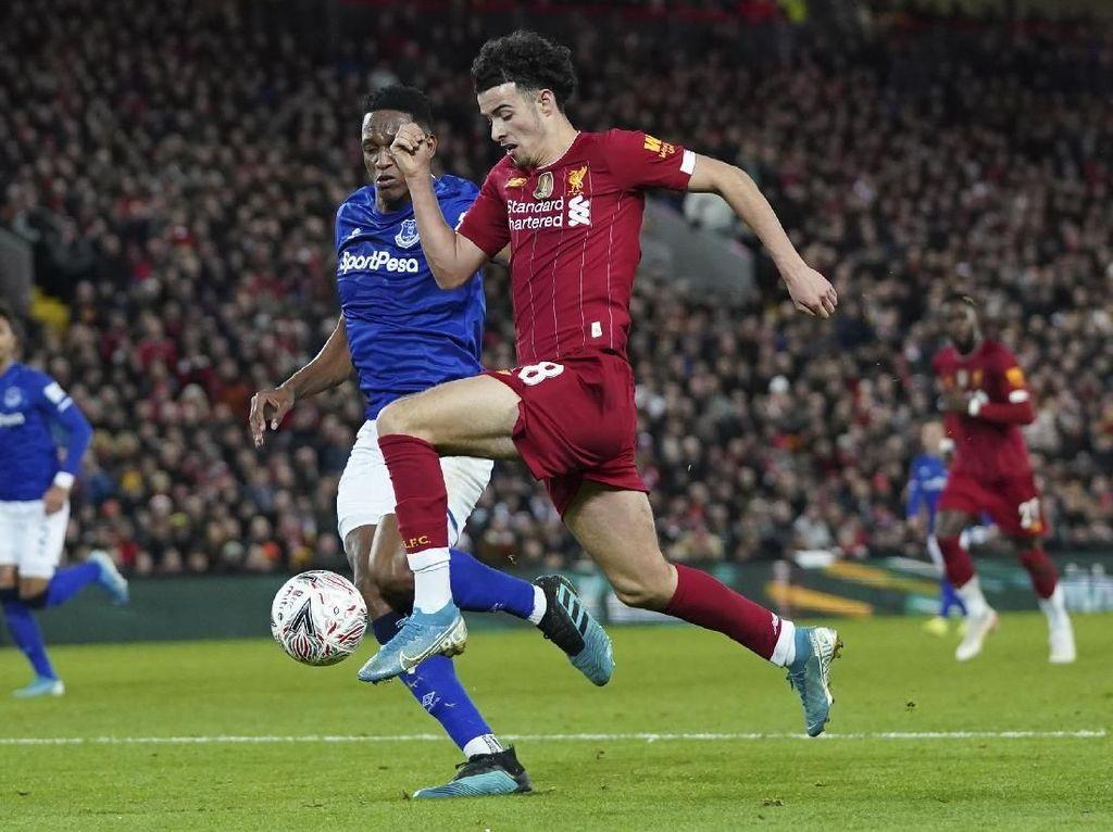 Singkirkan Everton, Liverpool Tembus Babak Keempat Piala FA
