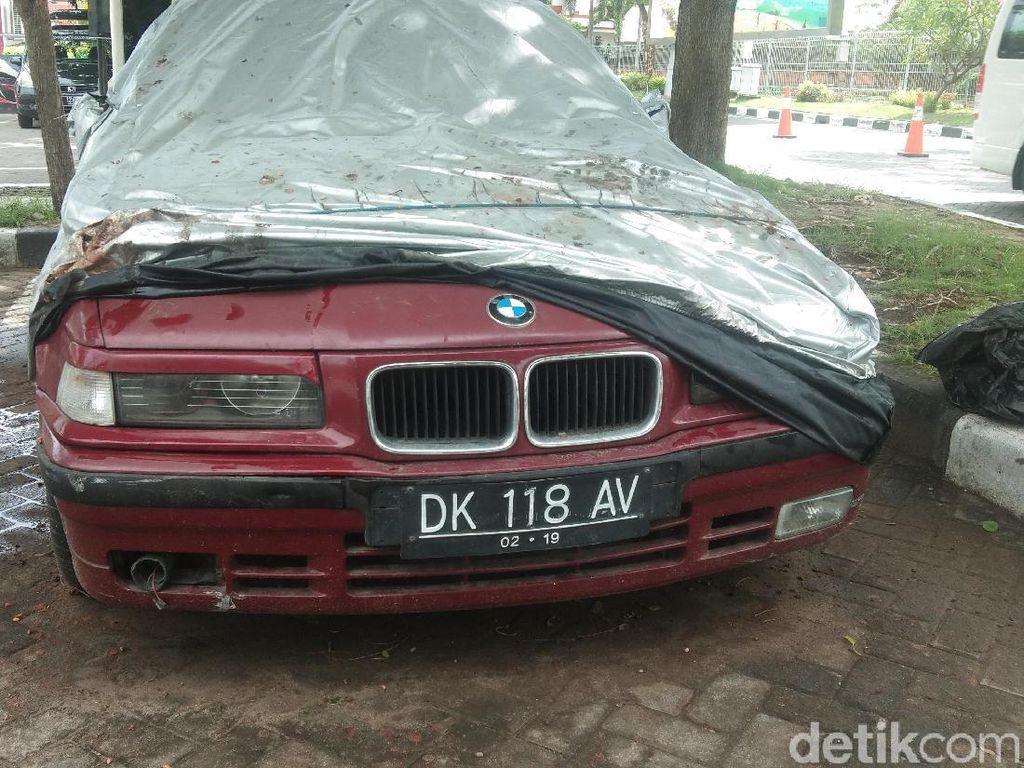 STNK BMW Terparkir 4 Tahun di Bandara Bali Dilacak, tapi Alamatnya Fiktif