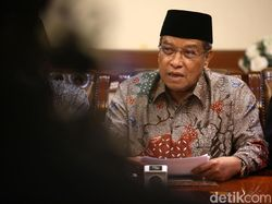 Said Aqil Minta Jokowi Jadi Pendingin antara Iran dan AS