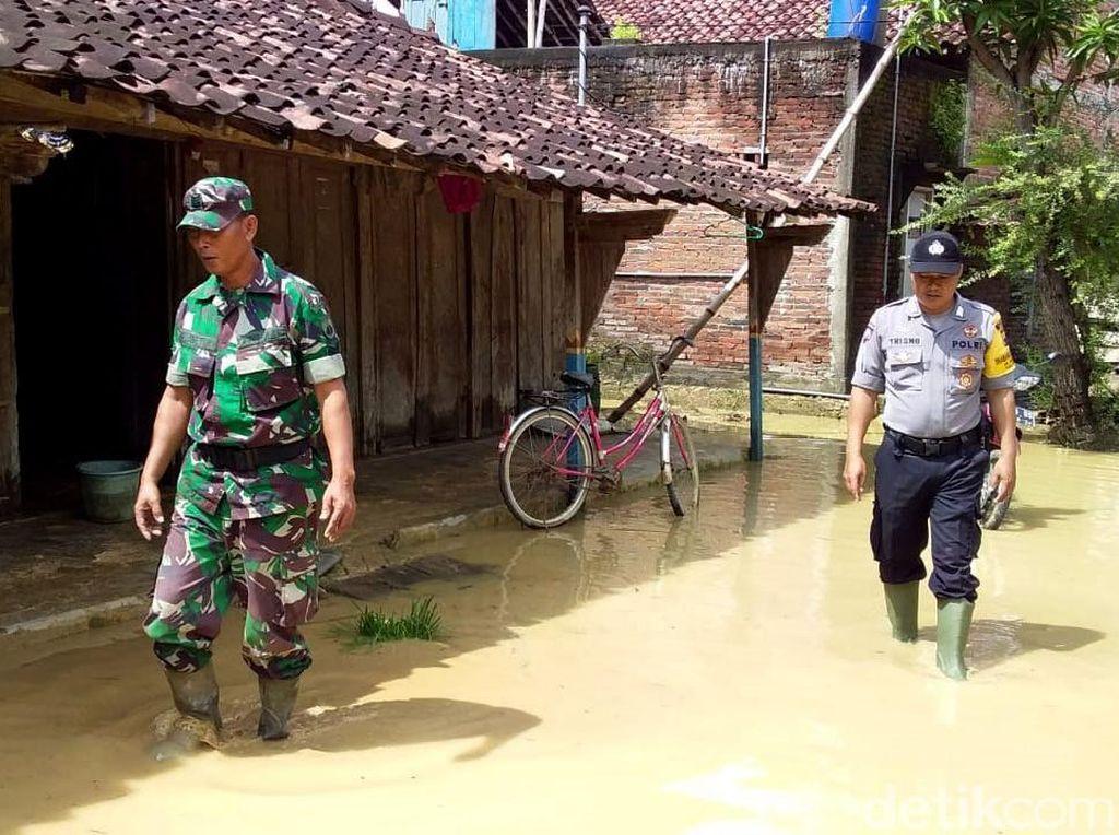 Banjir Kian Meluas, 9 Desa di Pati Terendam