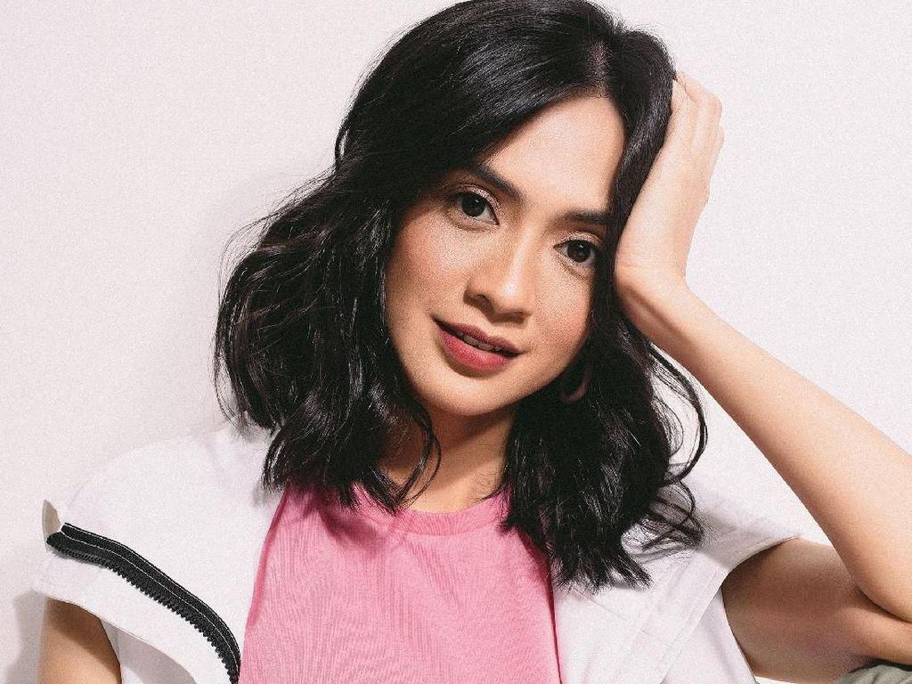 Kesabaran Aktris Cantik Agla Artalidia Berbuah Peran di NKCTHI