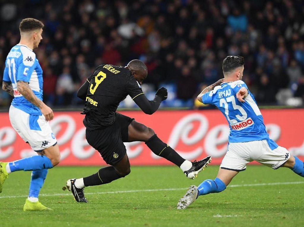 Napoli Vs Inter Milan: Misi Berat Nerazzurri di Semifinal Coppa Italia
