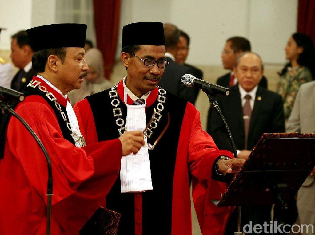 Jadi Hakim MK, Suhartoyo Emoh Dipesan-pesan