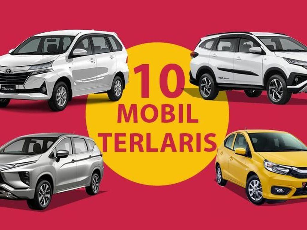 Toyota Avanza Bukan Lagi Mobil Terlaris