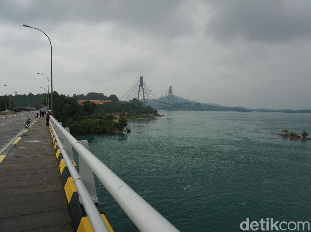 Jalan Mulus Lewati 5 Jembatan Barelang Batam Warisan BJ Habibie