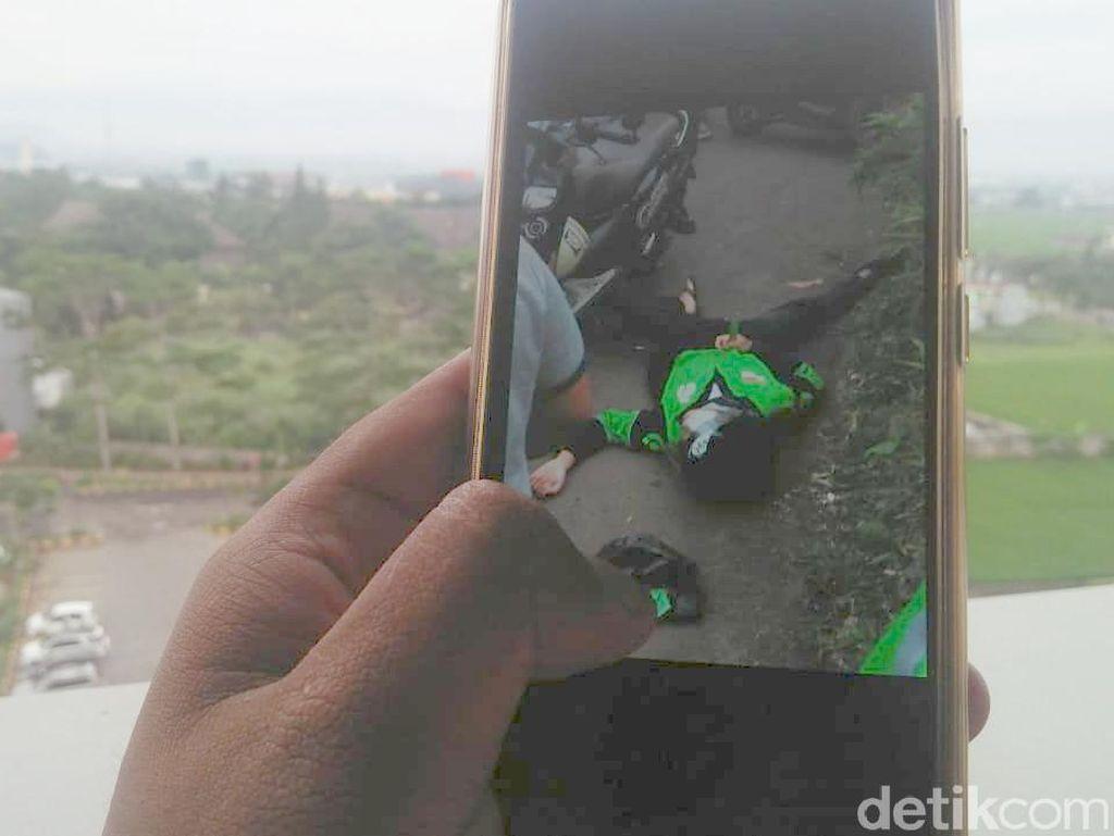 4 Kejanggalan Versi Polisi Soal Penusukan Driver Ojol Bandung