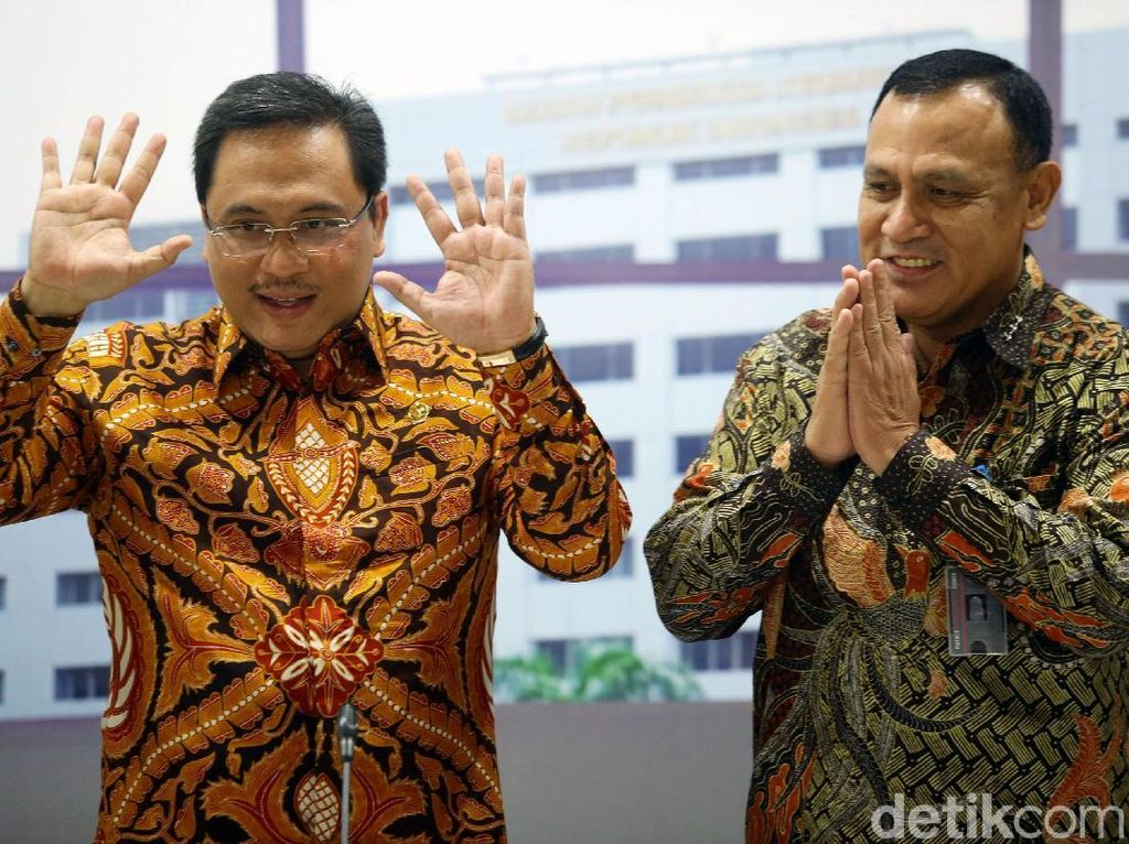 Ketua BPK Yakin KPK Segera Tuntaskan Kasus RJ Lino: Kami yang Hitung