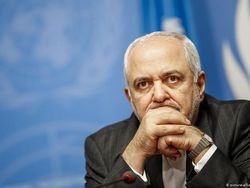 AS Tolak Visa Menlu Iran untuk Hadir di Pertemuan PBB