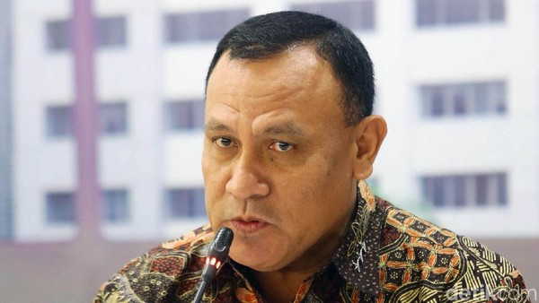Ketua KPK Firli Bahuri (Grandyos Zafna/detikcom)