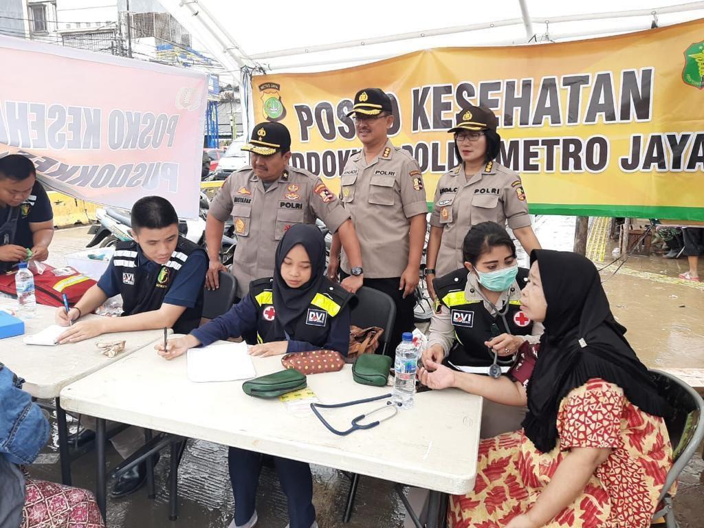 Pusdokkes Polri Imbau RS Bhayangkara Se-Indonesia Dirikan RS Siaga Bencana