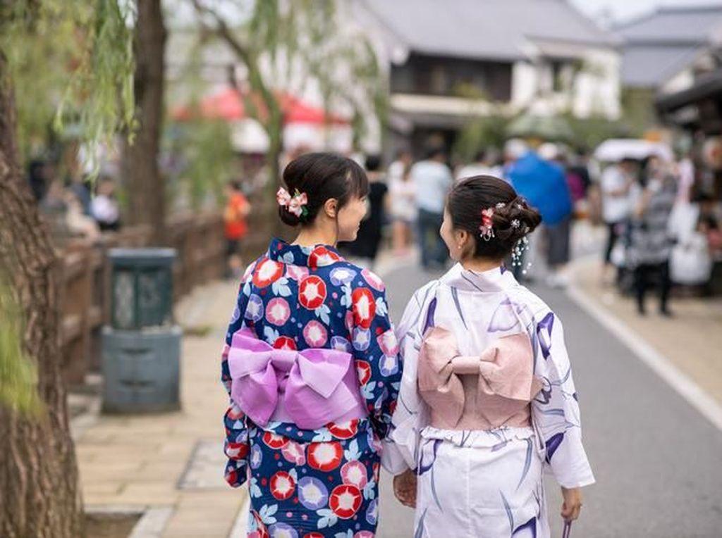 Mengenal Kimono dari Masa ke Masa