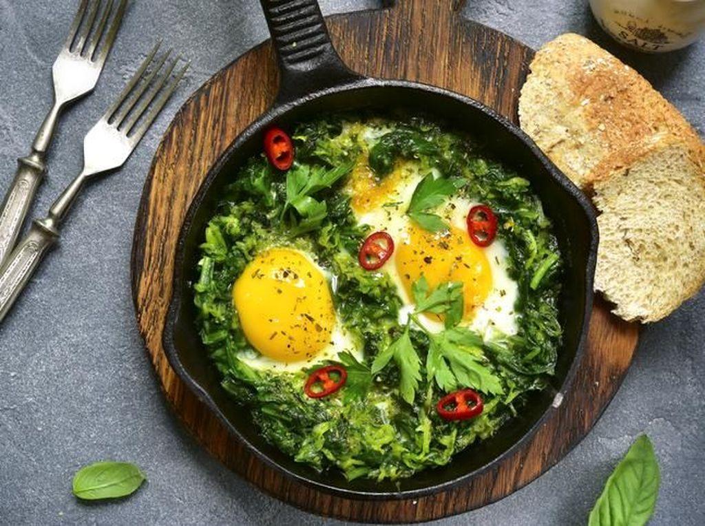 5 Sayur dan Buah Paling Bagus untuk Dikonsumsi Saat Sarapan