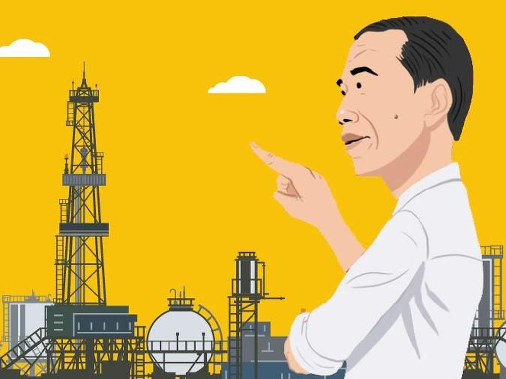 Mulai 1 April, Harga Gas Industri Turun Jadi US$ 6