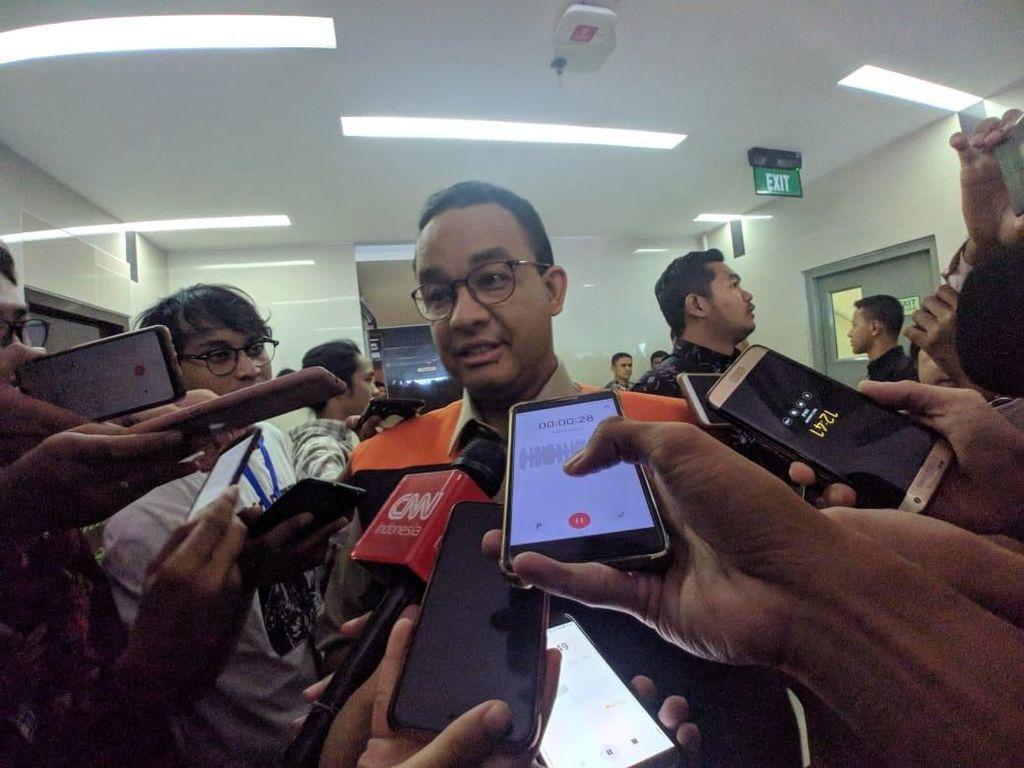 Anies Tak Masalah Bekasi Buang Sampah Banjir ke Bantargebang: Ini Indonesia