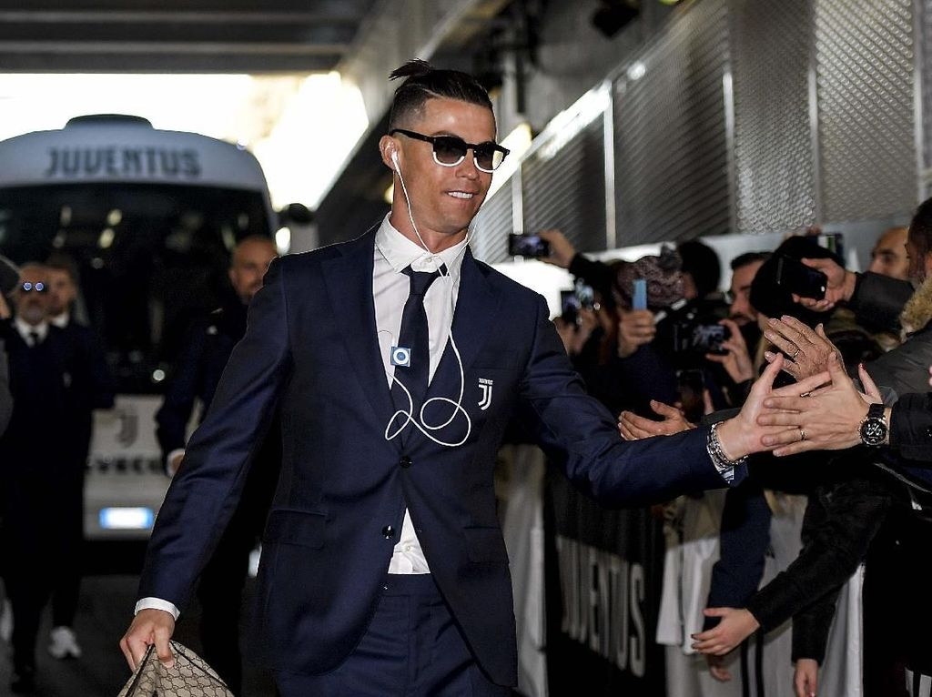 Ini Lagu yang Mungkin Ada di iPod Shuffle Cristiano Ronaldo
