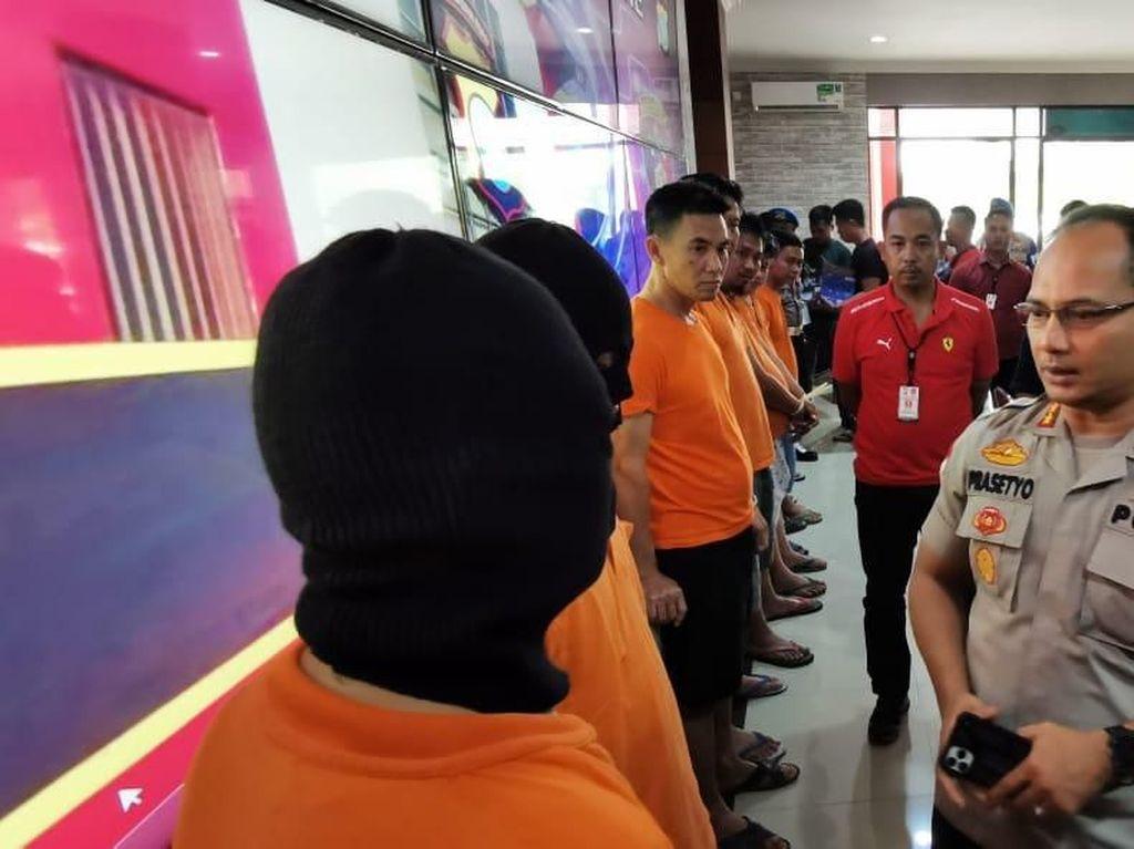 Polresta Barelang Ungkap Judi Online Omzet Rp 1 Miliar