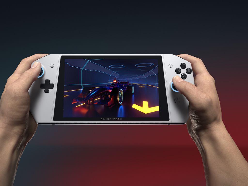 Alienware Bikin PC Gaming Berbentuk Mirip Nintendo Switch