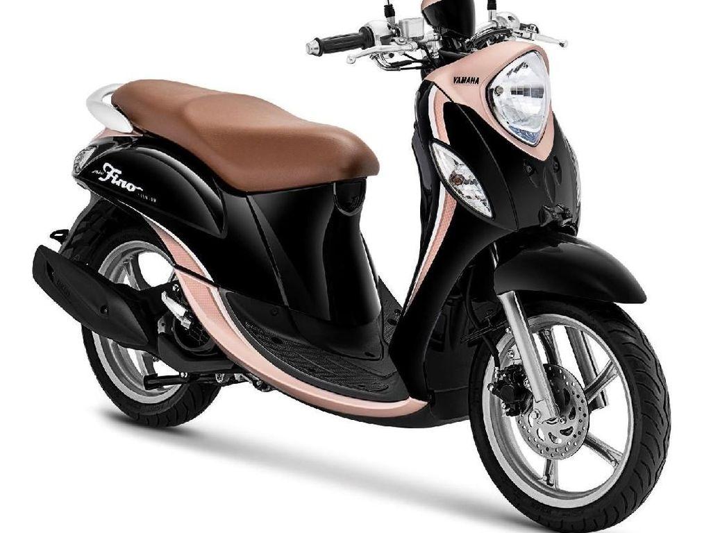 Tren Warna Baru di Awal Tahun Menjangkit Yamaha Fino