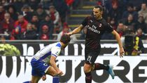Video Ibrahimovic Comeback, AC Milan Vs Sampdoria Imbang