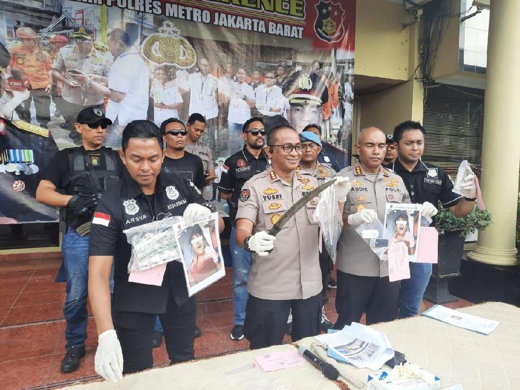 Melawan Polisi, Perampok yang Tusuk Warga Jakbar Pakai Obeng Ditembak Mati
