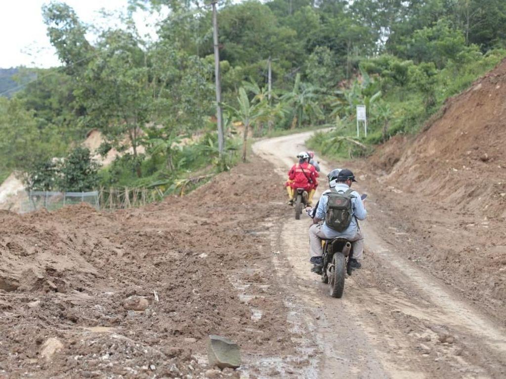 Antam-MIND ID Tangani Banjir hingga Tanah Longsor Kabupaten Bogor
