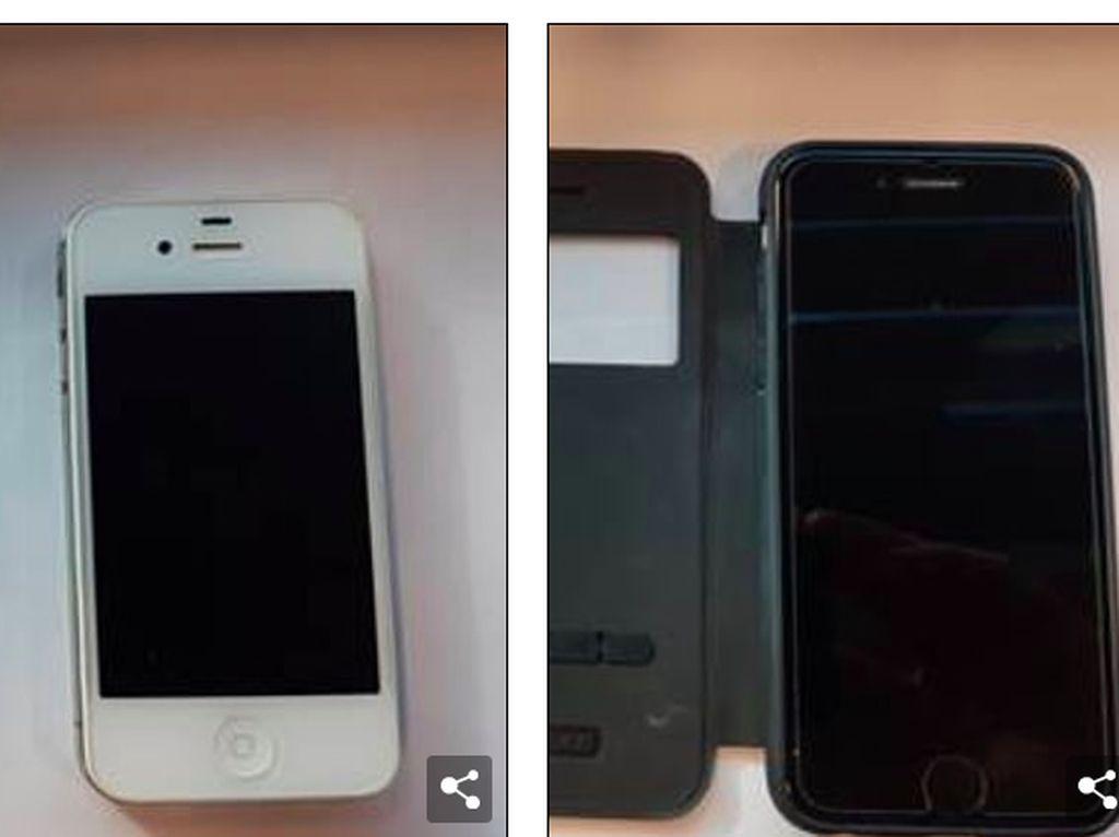 Selain iPhone 4, iPhone 6 Plus Jadi Barang Bukti Kasus Reynhard