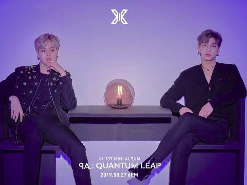 Nam Dohyon dan Lee Hangyul Masih Terus Berhubungan dengan Member X1