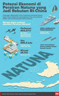Pengamat: Mobilisasi Nelayan ke Natuna Bukan untuk Usir China