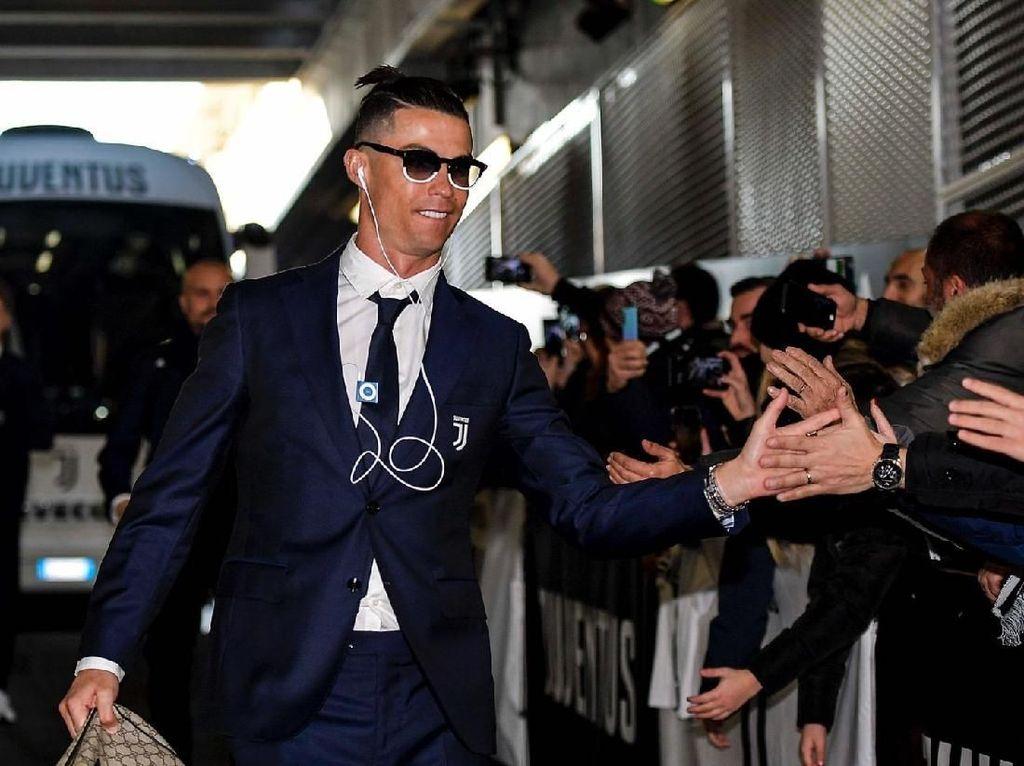 Kasus Perkosaan Ronaldo Berakhir dengan Mediasi?