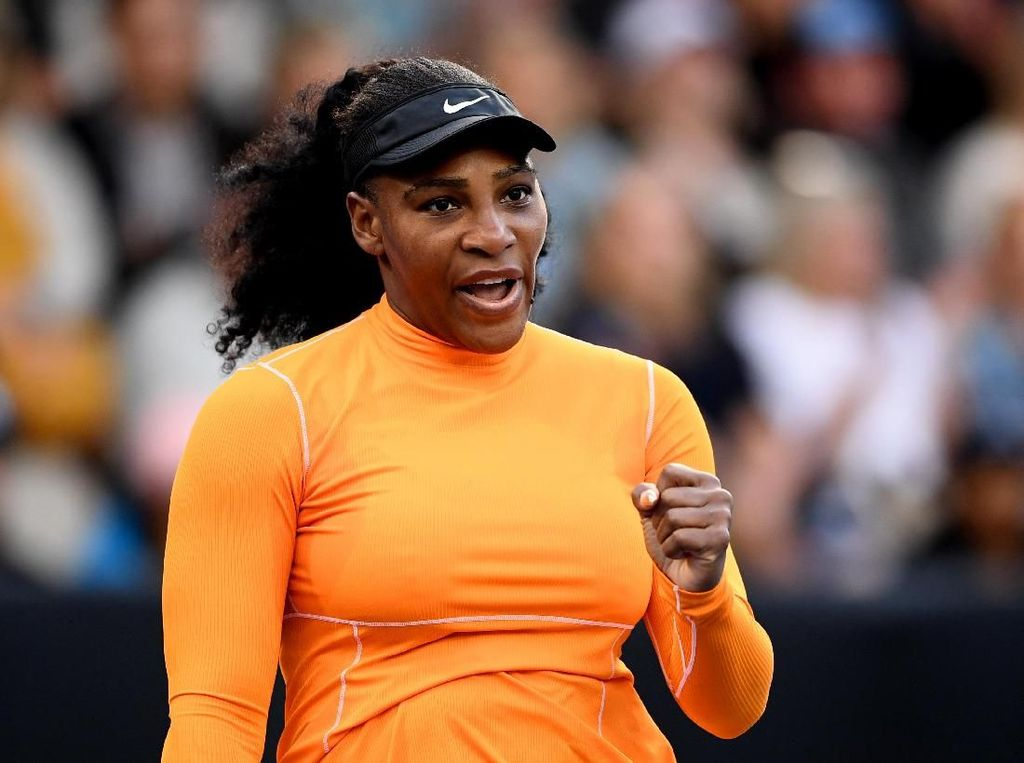 Serena Bidik Rekor Court di Australia Terbuka 2020