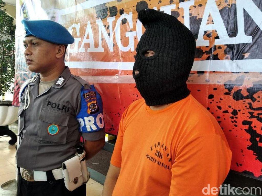 Guru Cabul Beraksi di Sleman, Belasan Siswi SD Jadi Korban