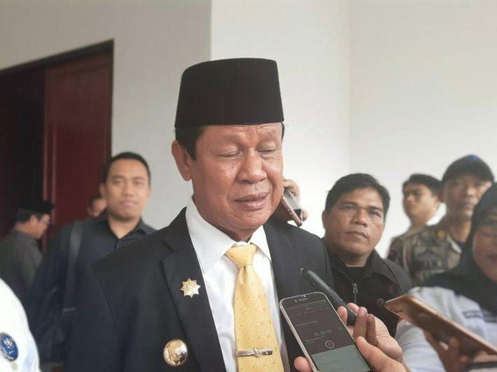 Gubernur Kepri Isdianto Positif Corona, Ini Profilnya