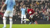 Fakta-fakta Jelang Duel Panas Man City Vs Man United