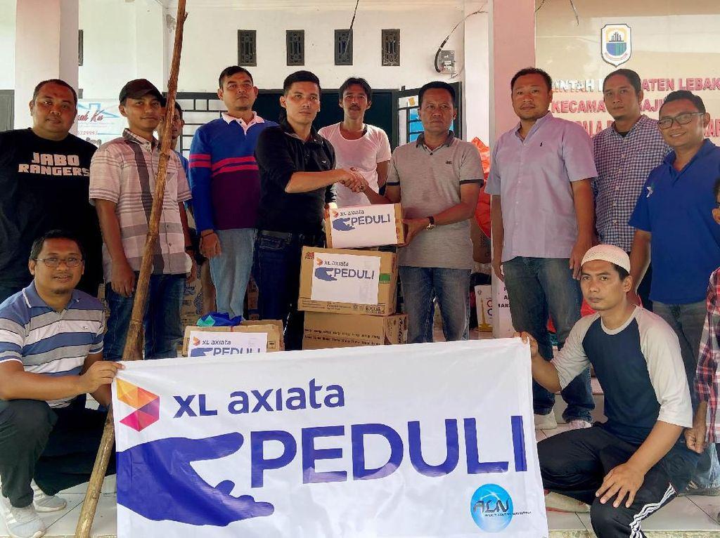 Peduli Bencana Banjir Bandang-Tanah Longsor di Lebak dan Bogor