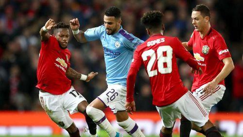 Man United Dihajar Man City 1-3